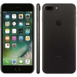 Iphone 7 plus Negro 32GB