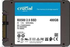 Disco duro estado solido ssd 480 GB