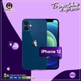 iPhone 12 128GB NUEVO *con garantía*