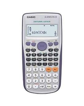 Casio Fx-570es Plus Calculadora Cientifica 401 Funciones