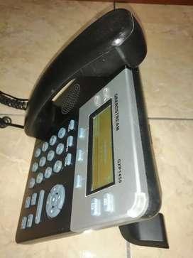 TELÉFONOS IP GRANDSTREAM SIP GXP-1450 SEMINUEVO 2 LÍNEAS