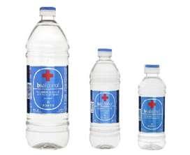 Alcohol etílico al 96% Bialcohol Porta x 500 ml. Pack por 6 unidades.