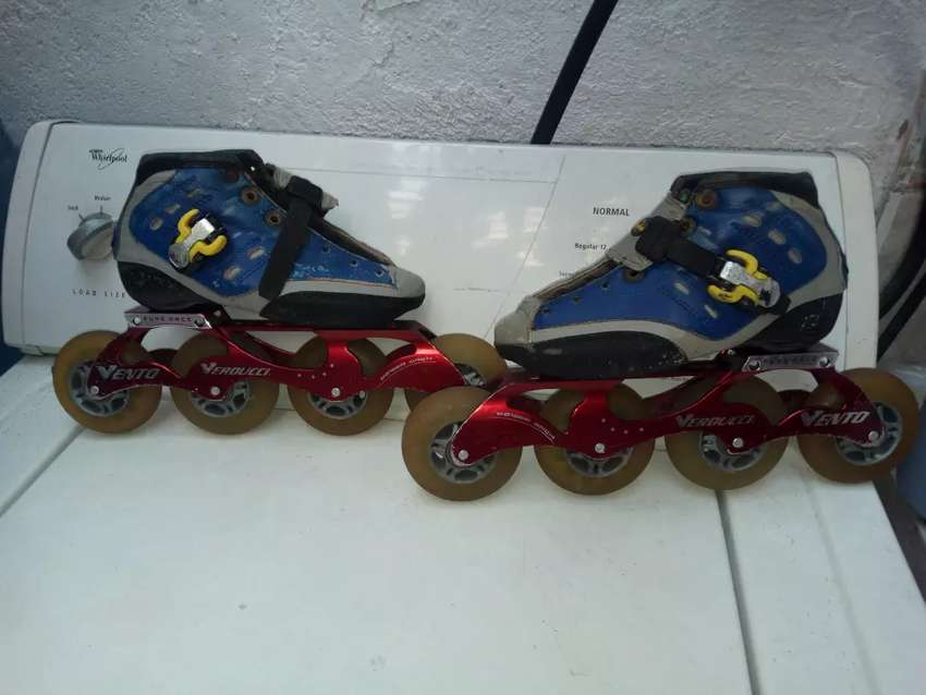 Patines prifesionales canariam t-34-35 0