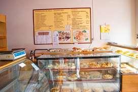 Fondo de comercio Zona Nueva Terminal Ferro Automotor, Luro y San Juan. Gastronomía, comidas para llevar, sandwichería