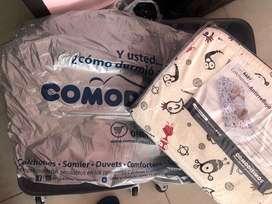 Se vende colchoneta Antireflujo marca comodisimos COMPLETAMENTE NUEVA.