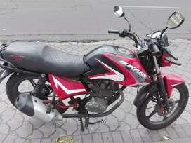 Vendo moto Dukare 2019 papeles al día PRECIO NEGOCIABLE