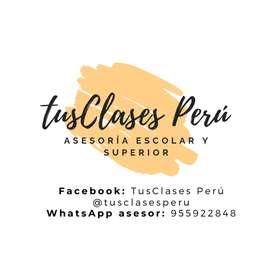 CLASES ASESORÍAS NIÑOS Y JÓVENES