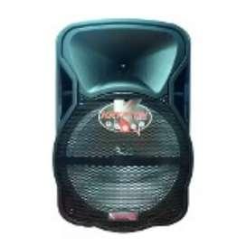 PARLANTE amplificado portatil 12 pulgadas