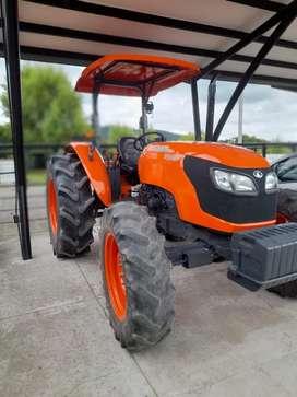 Tractor kubota 9540 modelo 2017
