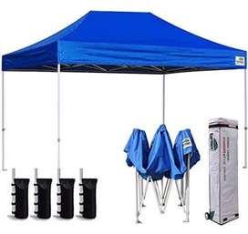 Toldo carpa parasol E - z up americana original