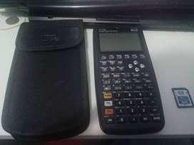 Se vende calculadora HP-50g