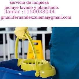 Servici de limpieza