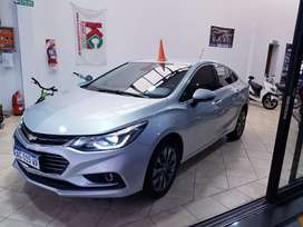Chevrolet cruze impecable