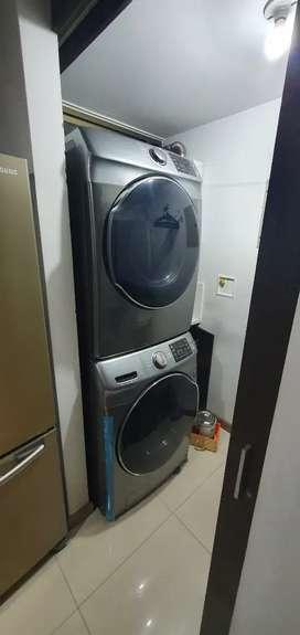 Lavadora y secadora (gas) SAMSUNG perfectas