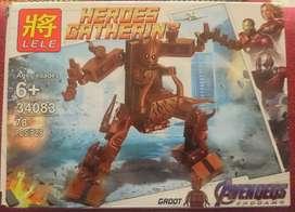 Lego Marvel Groot