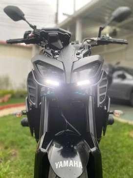 Venta Yamaha MT09 modelo 2018