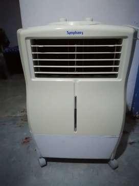 Ventilador tipo aire acondicionado marca ninja