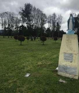 Lote triple Cementerio la Inmaculada Sagrada Familia $ 9.500.000