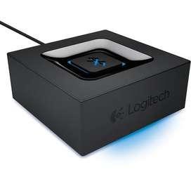 Receptor Audio Bluetooth Logitech Streaming Inalámbrico