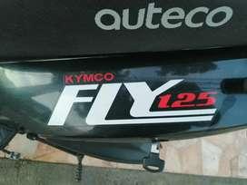 Vendo kimco agility 125
