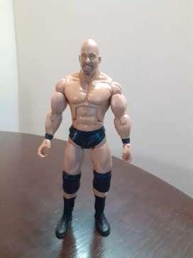 WWE stone cold deluxe jakks pacific