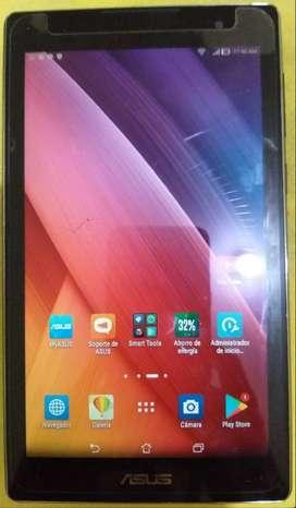 Tablet Asus en perfectas condiciones, se entrega con forro y cargador $150.000 negociables