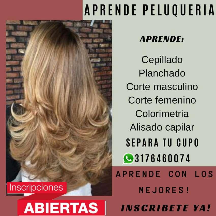 Curso de cosmetologia capilar peluqueria 0