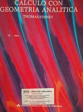 Cálculo de Thomas / Finney