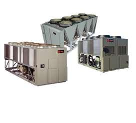 Reparación Chillers Cuartos Fríos Refrigeradores Comerciales