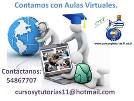 "TUTORIAS EN LINEA ""VIRTUALES"""