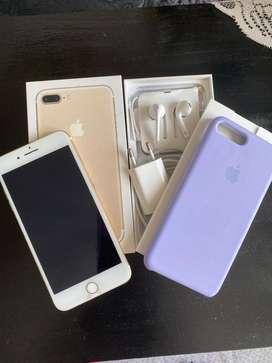 Iphone 7 plus 32 GB excelente estado