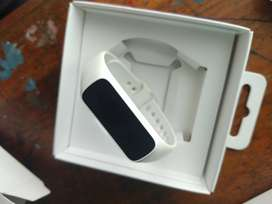Samsung Galaxy Fit E Smartband blanca