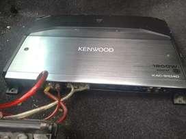 Planta de sonido Kenwood para carro