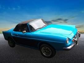 VENTA DE AUTO CONVERTIBLE CLASICO RENAULT CARABELLE 1968