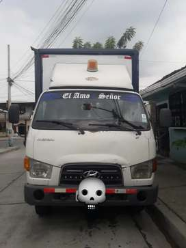 Vendo Camion HD78 de 5.5 ton.