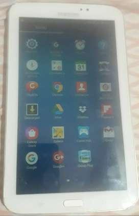 Tablets Galaxy Samsung tab3 - 7 pulgadas- 8 gbimpecable