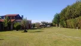 Vistalba- Hermosa casa  en barrio cerrado