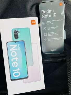 Nuevo Redmi Note 10 128Gb