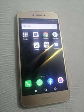 Vendo Huawei p9 lite 2017 para ya