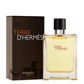 Perfume Terre de Hermes para Caballero 100ml ORIGINAL