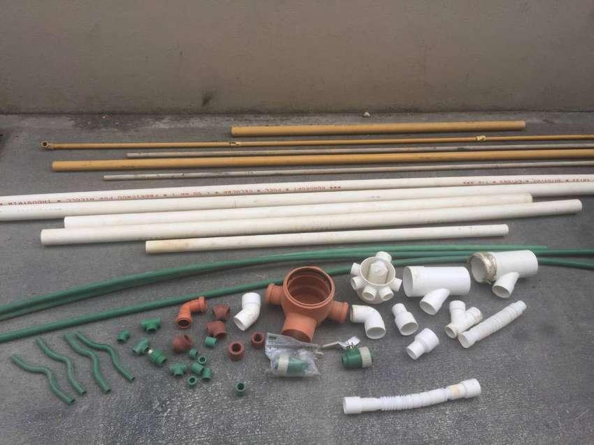 Vendo PVC - Gas - Aqua System - Varios 0