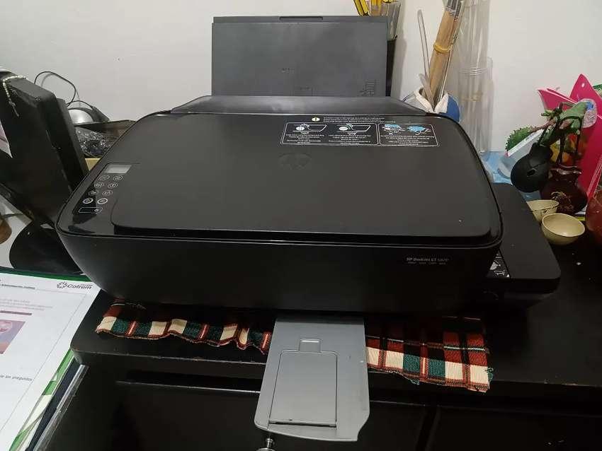 Multifuncional HP tintas recargables