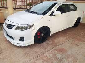 Negociable Se vende corolla 2011 manual 6 cambio (full Extras)