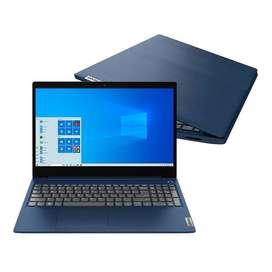 Notebook Lenovo 3 Core I5 1035g1 Hdd 1tb+sdd 512 8 Ram 17,3