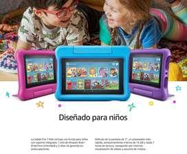 Tablet fire 7 kids