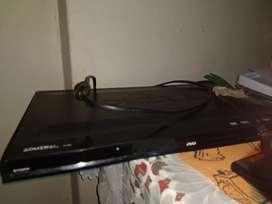 Reproductor de DVD ADMIRAL  FUNCIONANDO