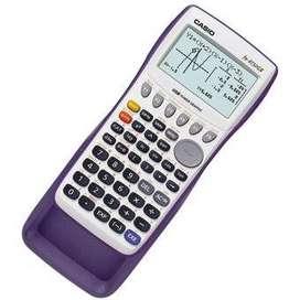 Nueva Calculadora Casio FX-9750 GII
