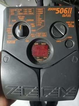 Vendo bajo activo con amplificador