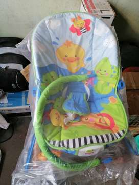 Silla mecedora fisher price y caminador