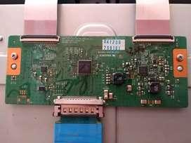 Tarjeta tecom TV LG 42ls3400